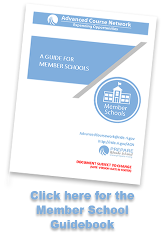 Click here for the Member School Guidebook