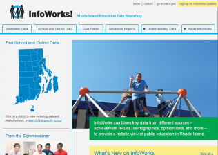 InfoWorks Screenshot