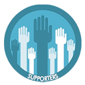 Supporters graphic
