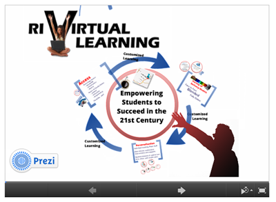 Empowering Students to Succeed in the 21st Century presentation