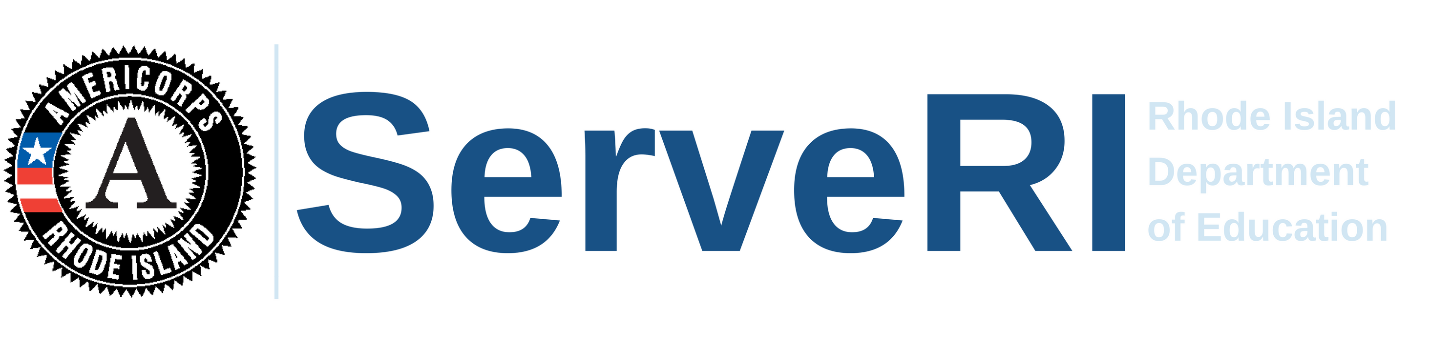 Visit the ServeRI website