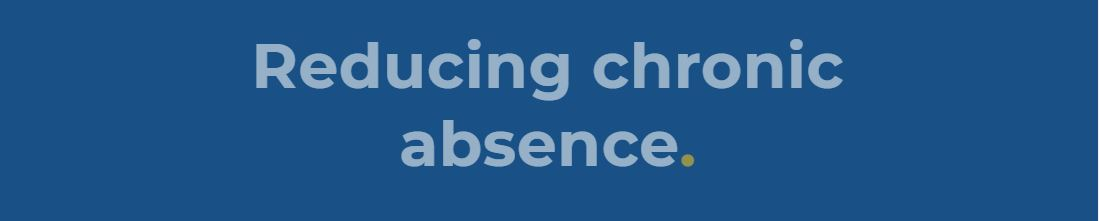 Reducing Chronic Absence