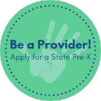 Be a Provider - apply for a State Pre-K