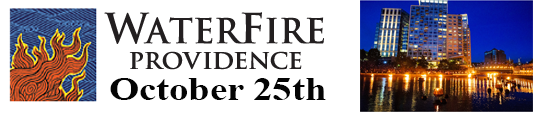 Providence Waterfire October 25th