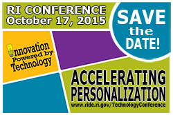 2015 Technology Conference webpage