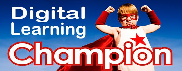Digital Learning Champion