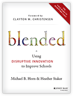 Front cover of the Blended book