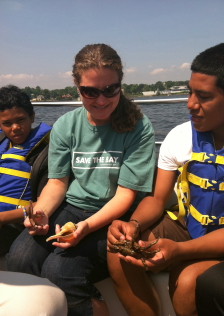 Students Studying Starfish